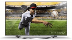 Hisense desenvolve TV com resolução 4K (Ultra HD) e sistema Android 6