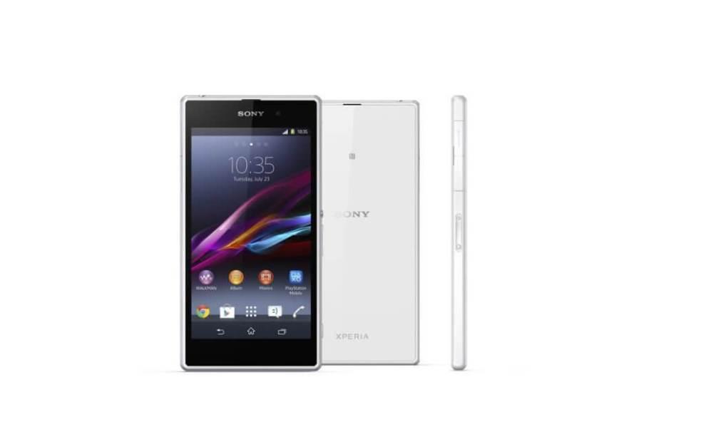 Sony xperia z1 branco white smt - Sony Xperia Z1 branco chega em fevereiro