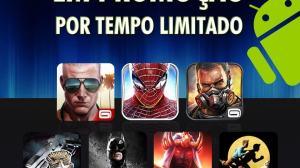 Gameloft faz promoção de jogos por R$ 2,36 5