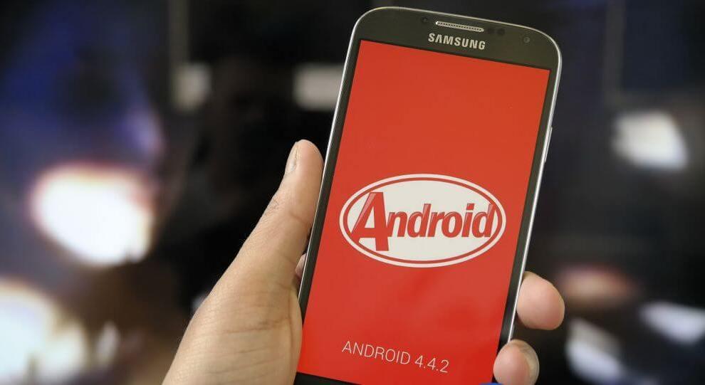 Kitkat 4.4.2 disponível para o Samsung Galaxy S4 i9505 ZTO 8