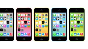 Apple lança iPhone 5c mais barato com 8GB de memória 7