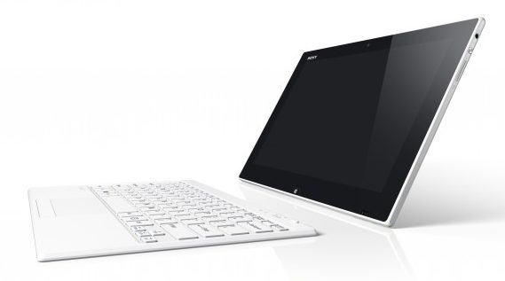 Tap 11 no modo ultrabook