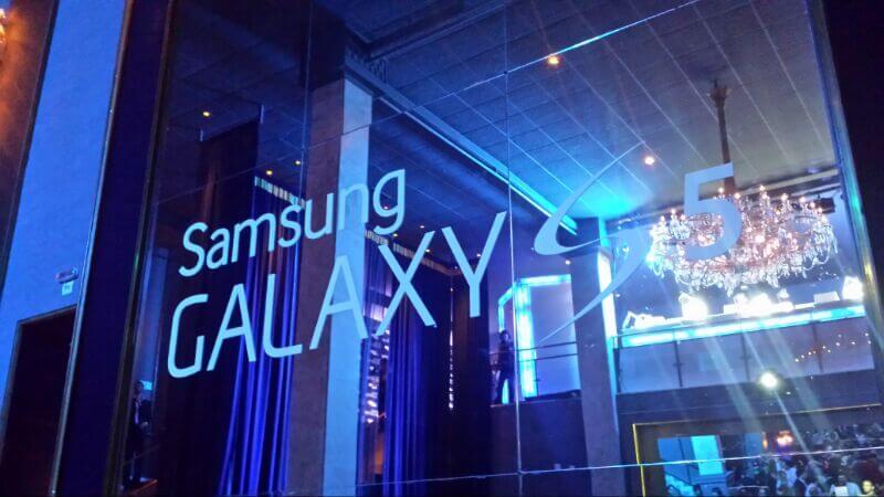Galaxy S5 é apresentado em evento em São Paulo 4