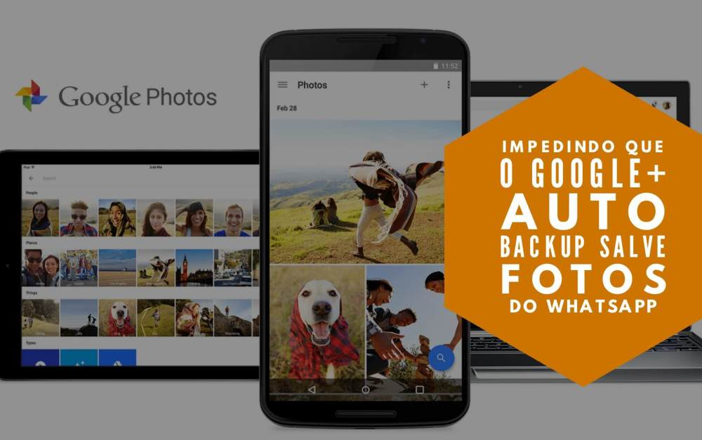 Google+ Photos Auto Backup
