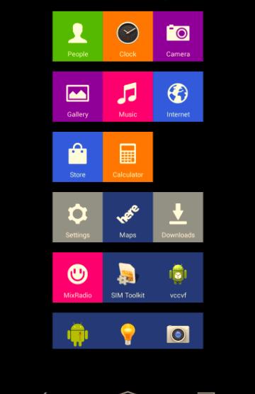 Fazendo o caminho contrário: apps do Nokia X portados para