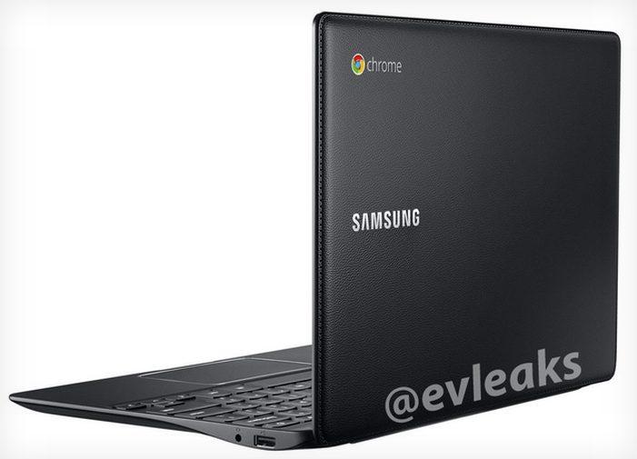 Samsung Chromebook 2 - Samsung Chromebook 2 terá acabamento de couro falso