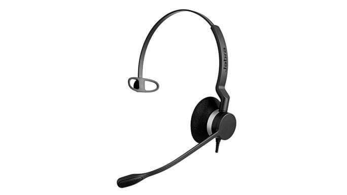 Jabra BIZ 2300, o headset com haste inquebrável e cabo em kevlar 8