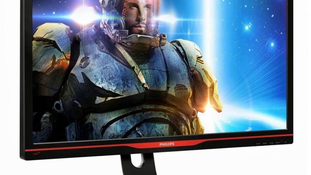 Novos monitores da Philips para Gamers 8