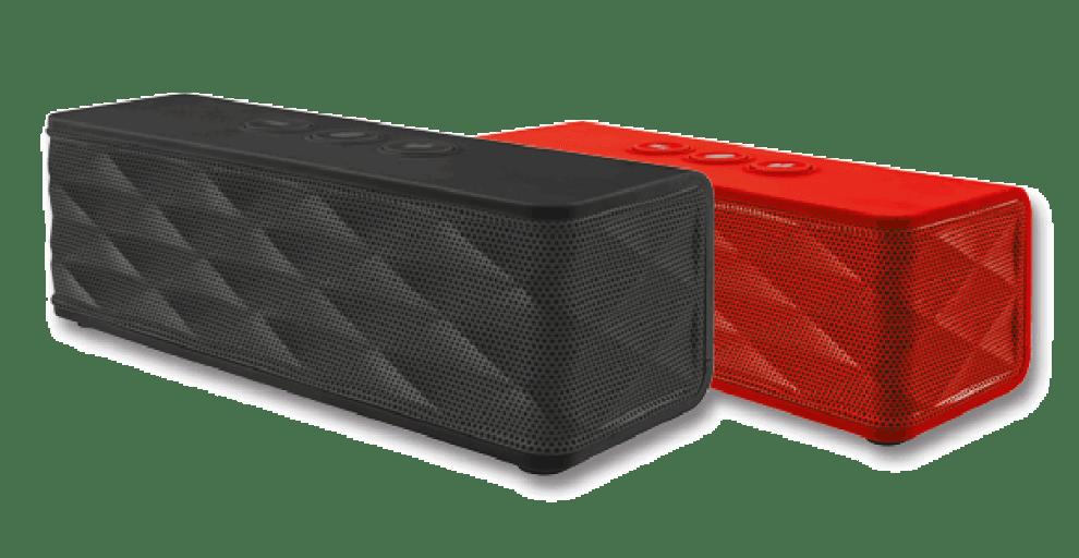 Review: caixa de som portátil Jukebar  6