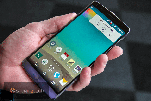 Hands-On: LG G3 5