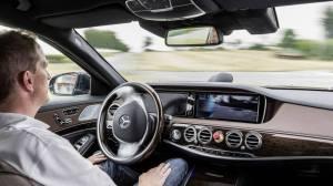Mercedes Benz S500 Intelligent Drive 4 - Conheça o S500 Intelligent Drive, protótipo de carro autônomo da Mercedes Benz