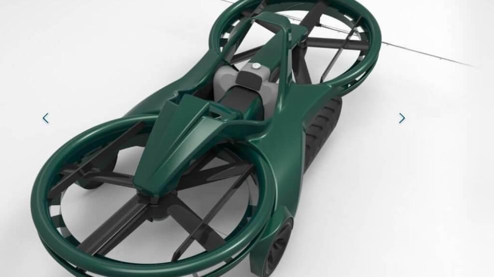 Hover-bikes: você já pode encomendar a sua! 4