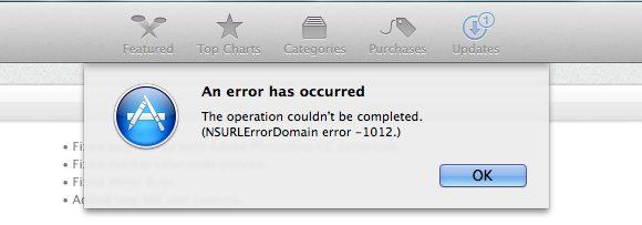 screen shot 2014 05 25 at 10 31 18 am - Atualizações do OS X não funcionam devido a certificado vencido