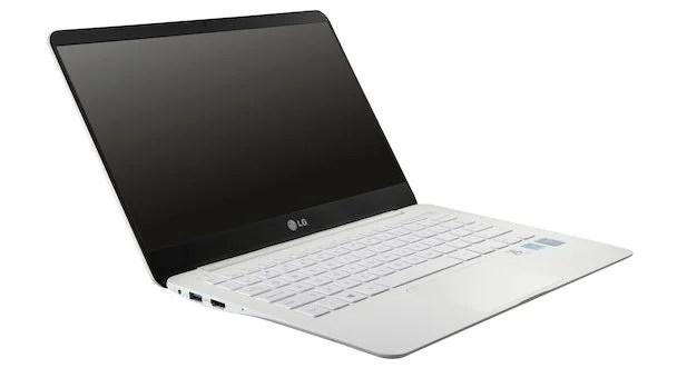 LG Ultra Slim: o notebook mais leve do Brasil / divulgação