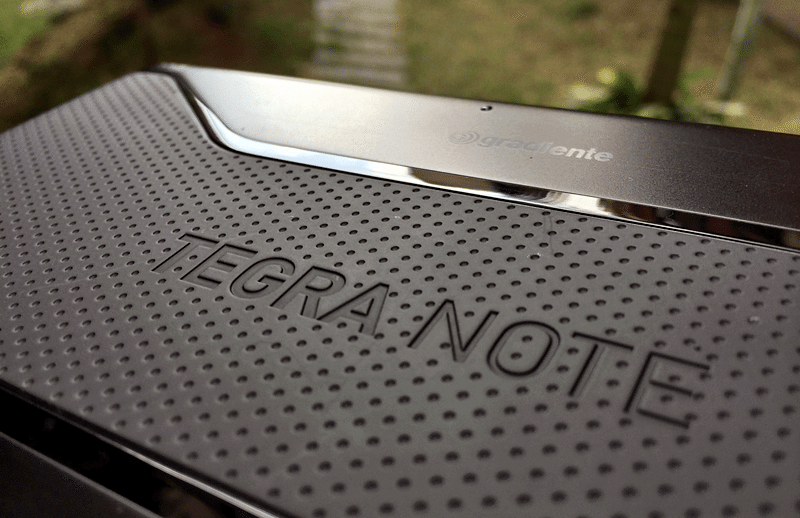Review: tablet NVIDIA Tegra Note 5