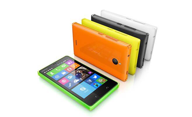 Nokia X2: smartphone popular com aplicativos Android 8