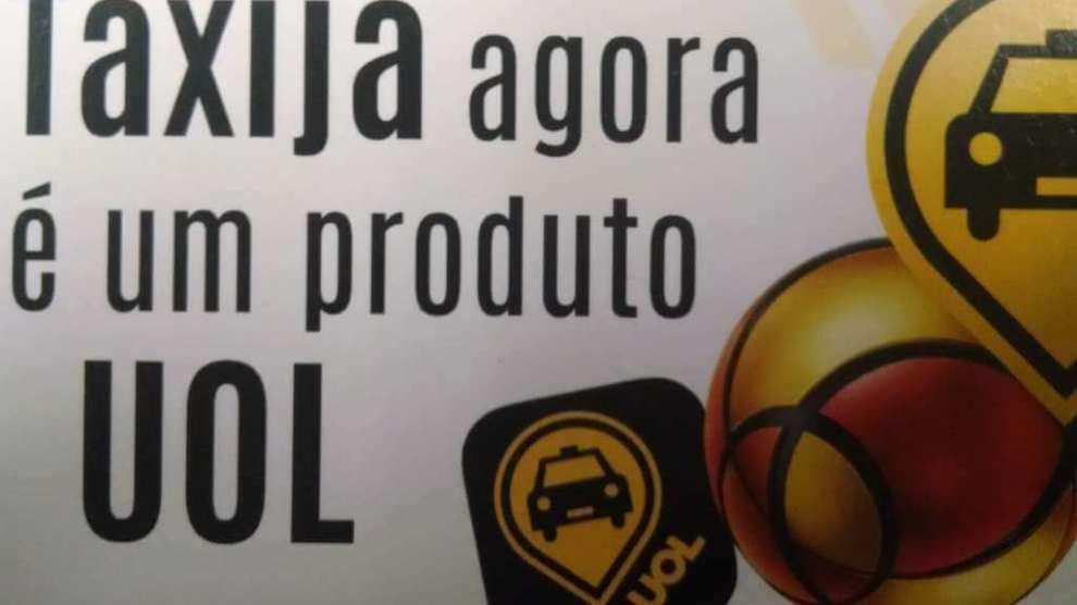 Aplicativo Taxijá é comprado pelo UOL 6