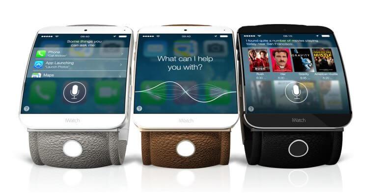 """iWatch chega em outubro com carregador sem fio, tela de 2,5"""" e monitor cardíaco 8"""