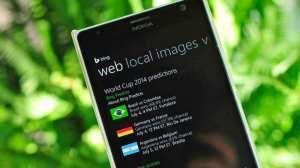 Alemanha vence a Copa do Mundo segundo previsão do Bing 6