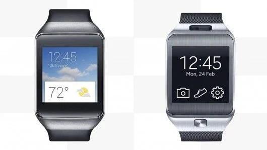 samsung gear live vs gear 2 smartwatch - Google e Samsung batem cabeça na estratégia de produtos