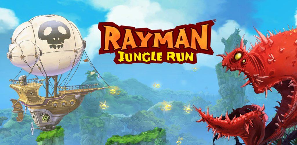 91PhvHtKldL - App grátis do dia: Rayman Jungle Run