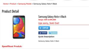 """Galaxy Note 4 terá tela de 5.7"""", QHD, 4GB de RAM e câmera de 16 MP 8"""