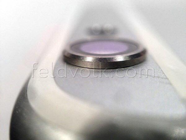 iPhone 6: novas fotos mostram logo em Liquidmetal e lente da câmera saindo da traseira 7