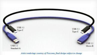 usb tipo c - Novo USB, mais fino e reversível, está pronto para ser usado