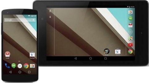 android l - Google está testando Android L no Nexus 4