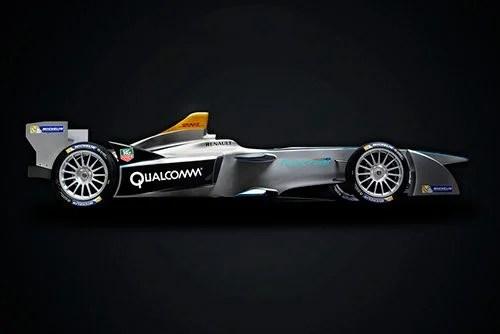 formula e qualcomm - Qualcomm apresenta tecnologia de carregamento sem fio usada na Fórmula E