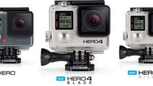 GoPro lança nova linha de câmeras 16