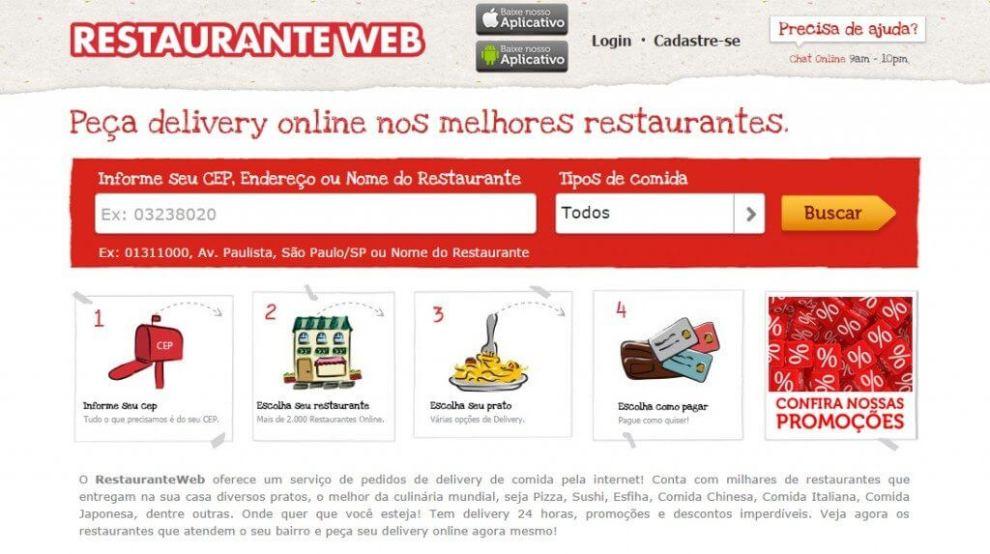 restauranteweb smt capa - Uma noite com RestauranteWeb