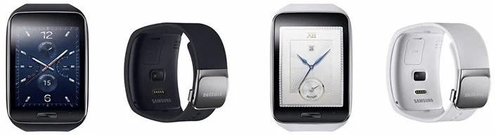 samsung gear s smartwatch - Samsung lança o smartwatch Gear S e apresenta o Gear Circle, headset bluetooth
