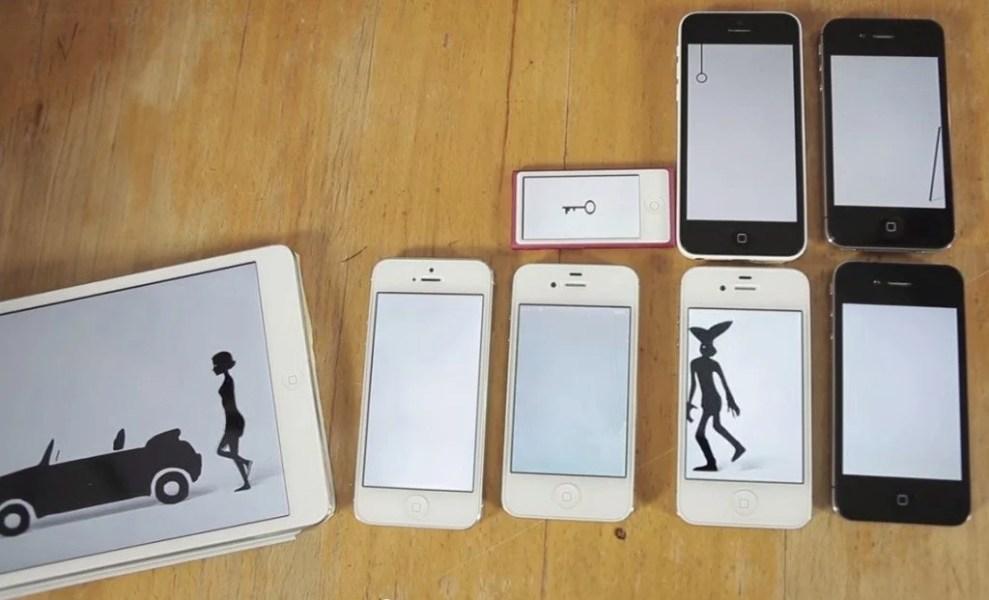 Knoc Knock - Iphones-Ipads-Brunettes