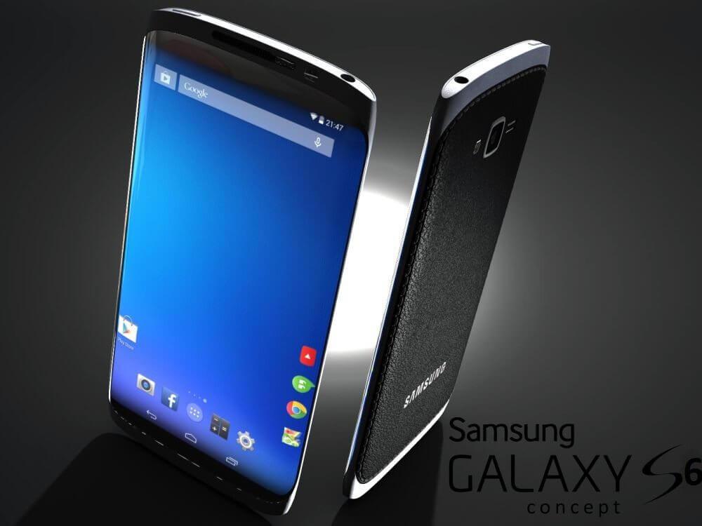 galaxy s6 - Samsung Galaxy S6 pode vir com tela curvada