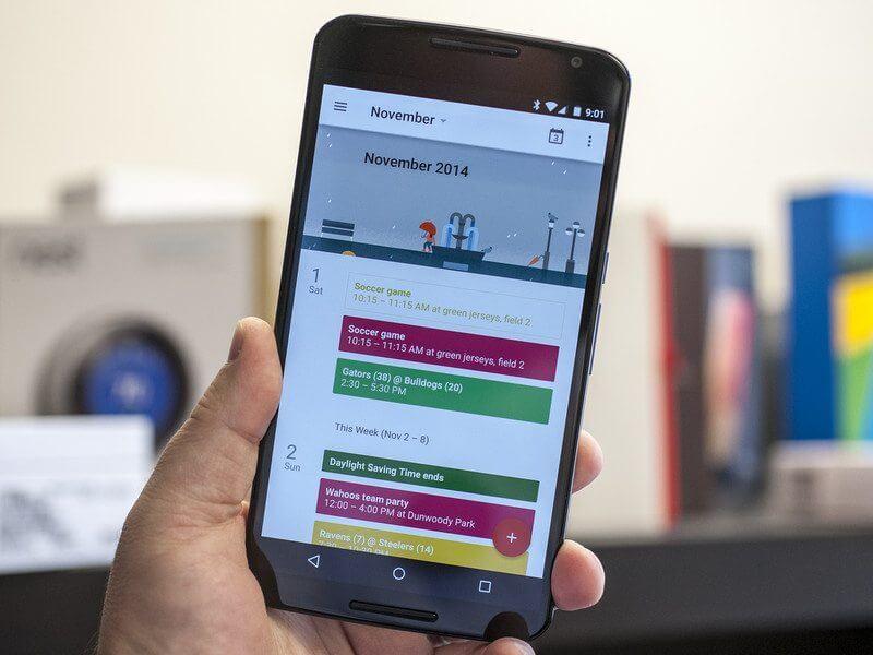 google calendar update - Google Calendar ganha novo design e novas funções (APK Download)