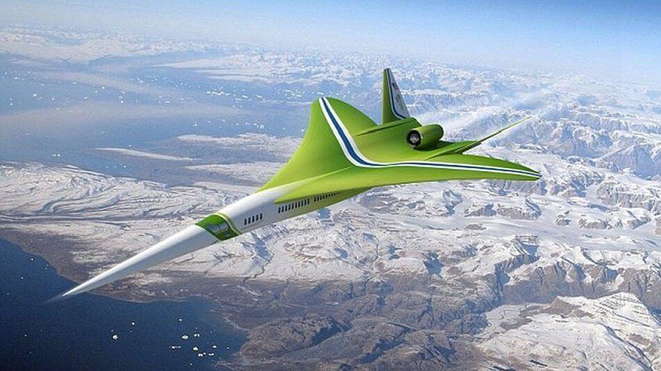 Nova aeronave supersônica deve reduzir pela metade a duração de viagens