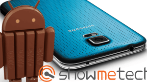 Tutorial: atualizando o Galaxy S5 para o Android 4.4.2 KitKat 10