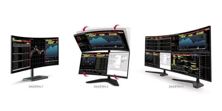 lgmonitors - CES 2015: Da cadeira para escritório ao sofá da sala, LG apresenta nova geração de monitores