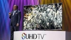 CES 2015: Samsung lança TV SUHD, loja de Realidade Virtual e SSD portátil 15