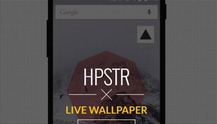 hpstr live wallpaper 720x410 - HPSTR live wallpaper: Centenas de papéis de paredes em 1 aplicativo