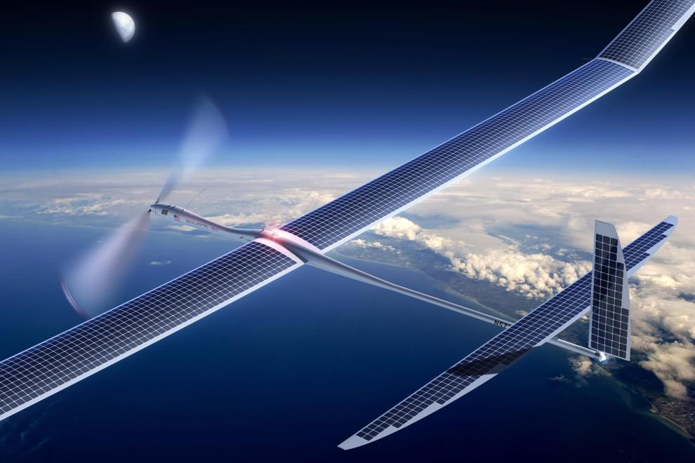 a75m - MWC: Drone do Google realizará voo teste ainda esse ano