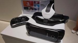 Samsung Gear VR ganha nova versão menor e com melhorias para o Galaxy S6 19