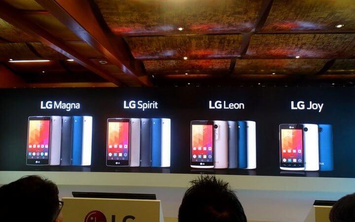 lgcels - LG apresenta G Flex 2, novos relógios inteligentes e smartphones para o público brasileiro