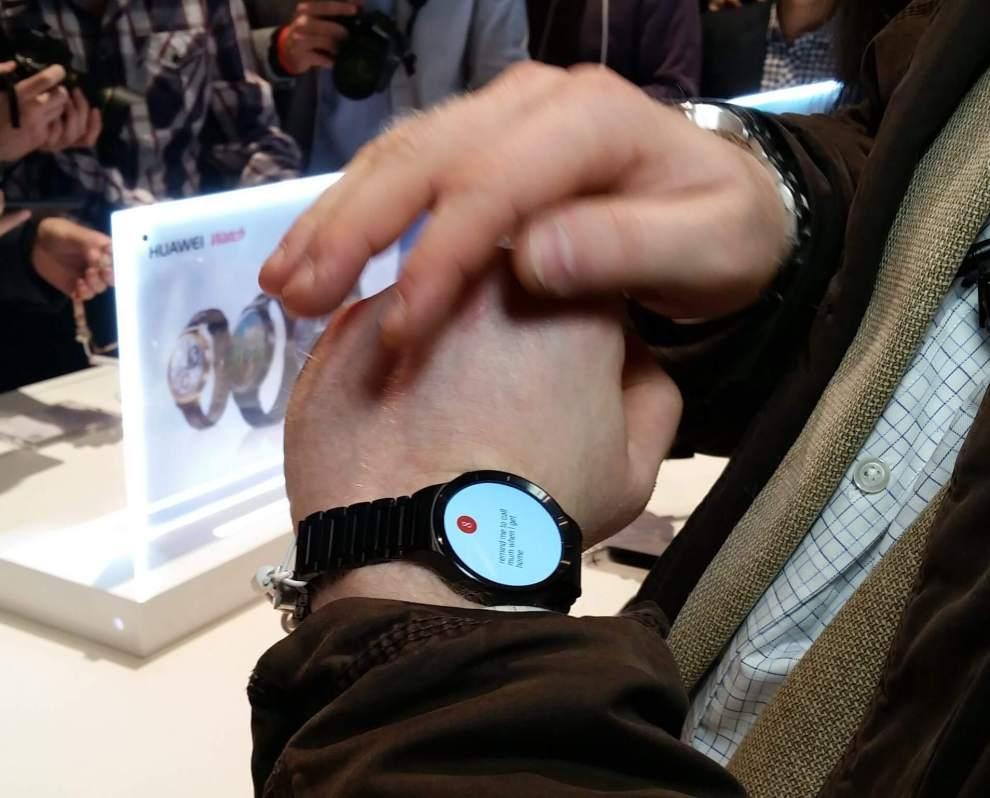 smartwatch huawei - Huawei entra na briga pelo mercado de smartwatches