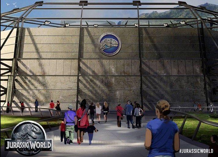 jurassic world filme - Cinema animal! Confira o novo trailler de Jurassic World - o Mundo dos Dinossauros