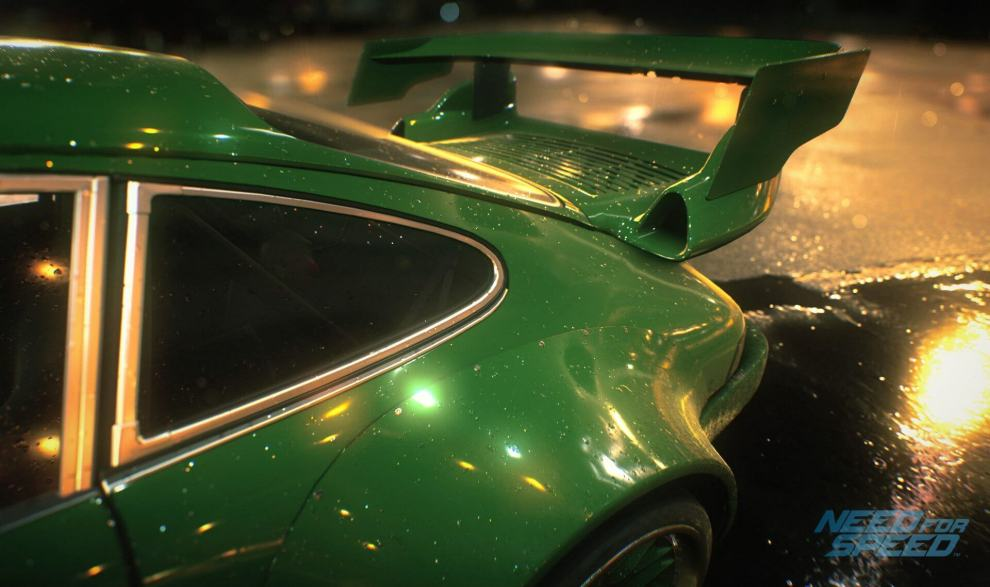 porsche 4 final - Veja o primeiro trailer do novo Need for Speed