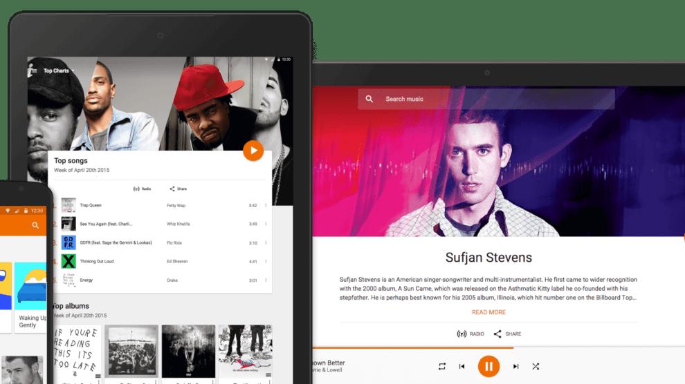 Google lança serviço de streaming gratuito para bater de frente com Apple Music 6