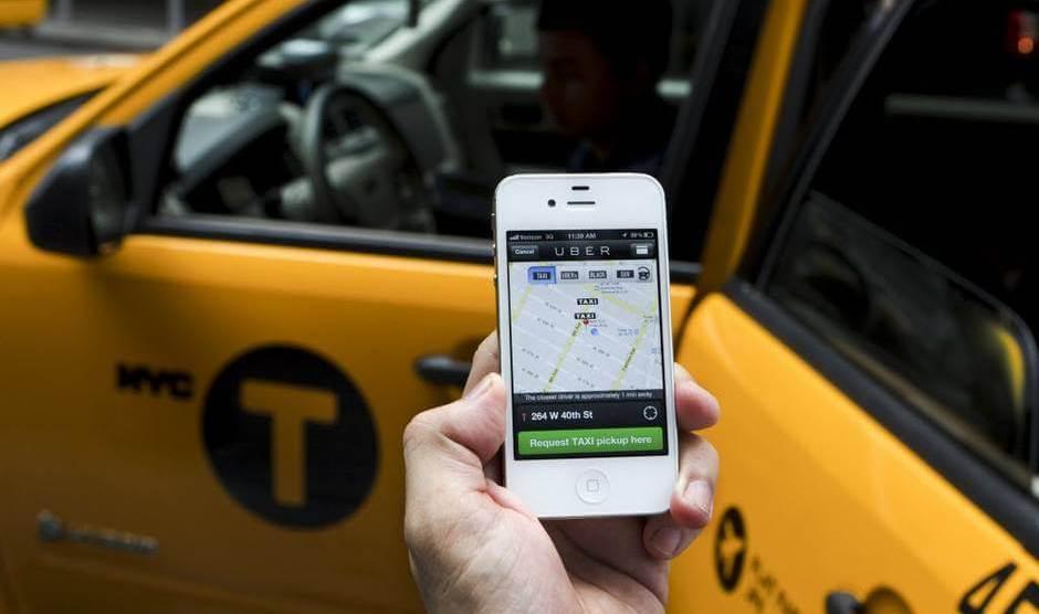 Uber-vs-Taxi