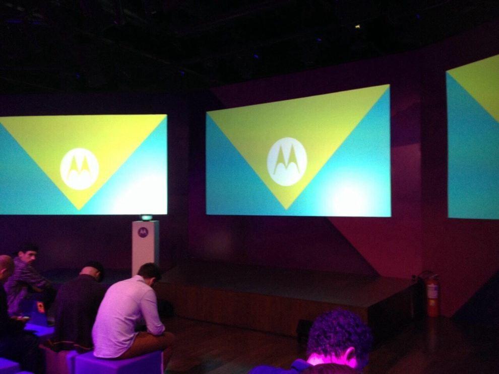 Ao vivo! Acompanhe o lançamento do novo Moto G (3ª geração) 4